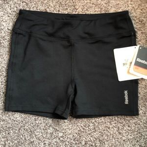 Reebok Spandex Shorts Volleyball NWT